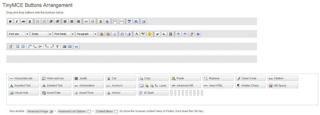 Bloggen für Einsteiger: WordPress Texteditor mit TinyMCE Advance aufwerten