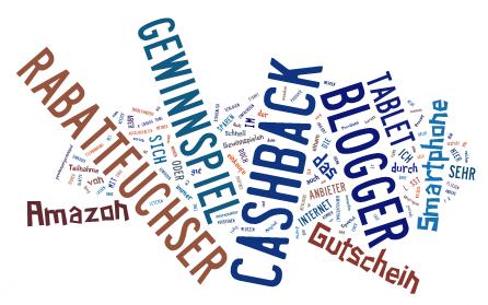 Blogger-Gewinnspiel mit Top Preisen beim Cashback-Anbieter Rabattfuchser